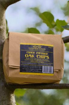 BBQ Oak Chips