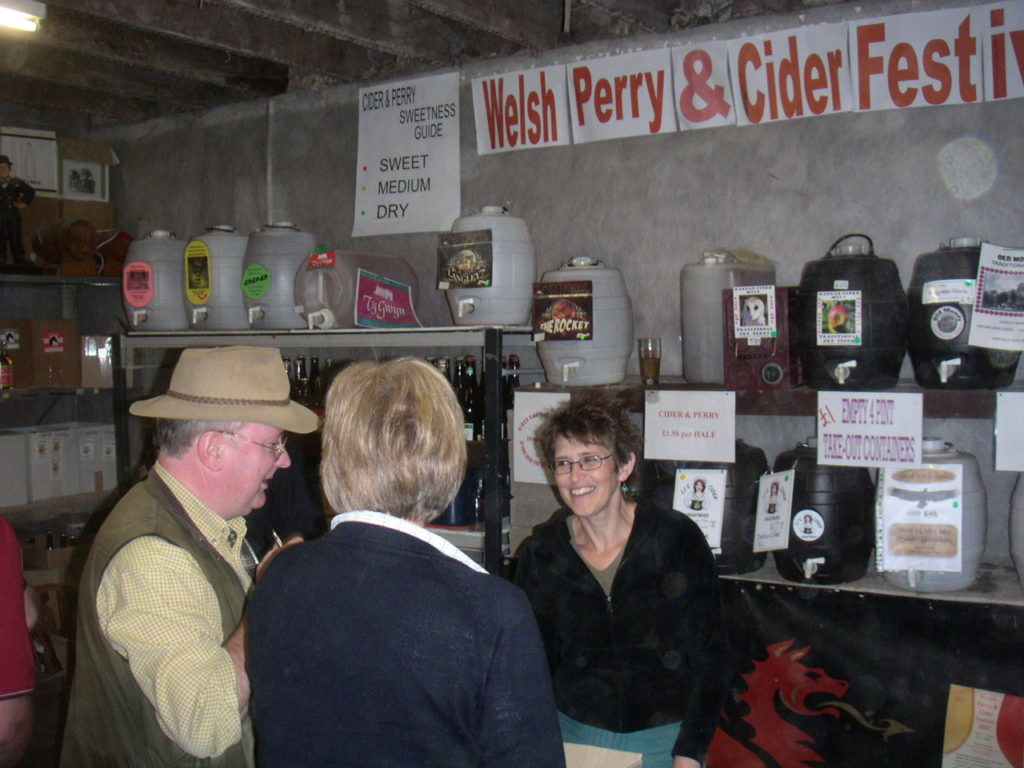 2007 WPCS festival cjs clytha arms abergavenny