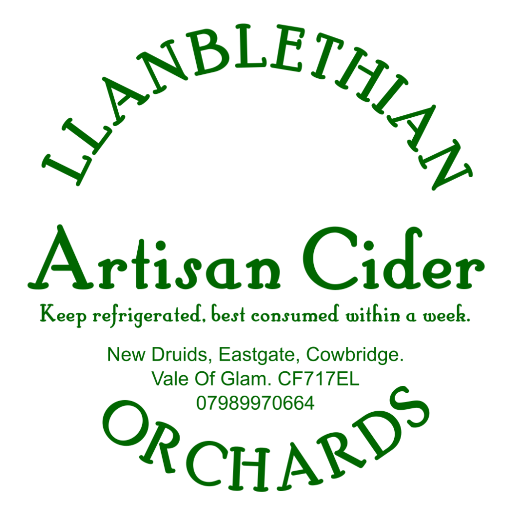 carryout and polypin label llanblethian orchards 2010
