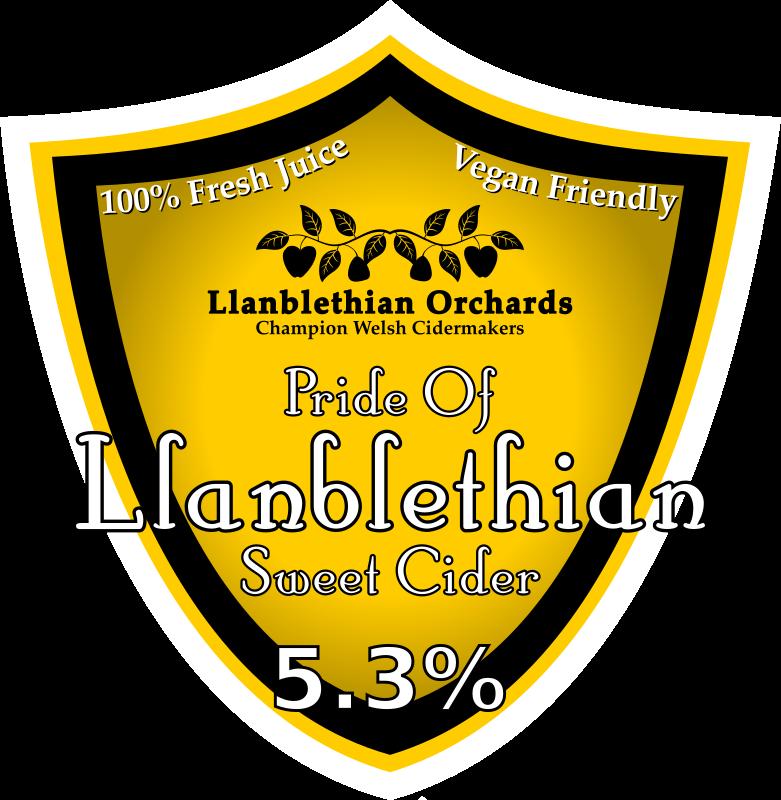 Pride of Llanblethian Craft Keg